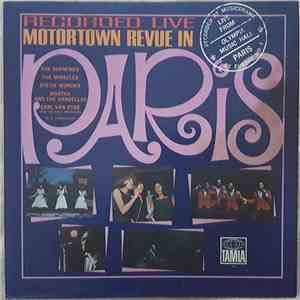 Various - Motortown Revue In Paris album download