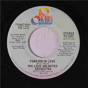 Love Unlimited Orchestra - Forever In Love album download