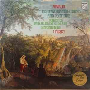 Vivaldi / I Musici - Eight Works For Strings And Continuo album download