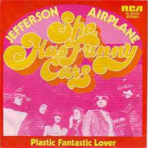 Jefferson Airplane - She Has Funny Cars album download