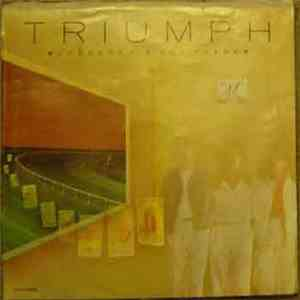 Triumph  - Somebody's Out There album download