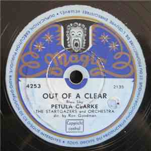 Petula Clarke - Out Of A Clear Blue Sky / Music, Music, Music album download